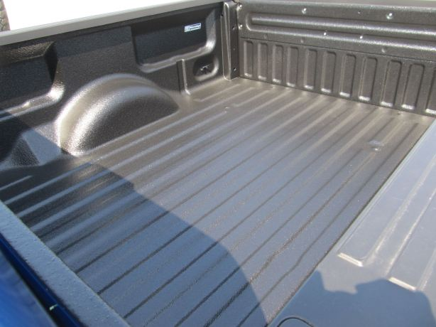 A Beautiful truck bed we just sprayed!