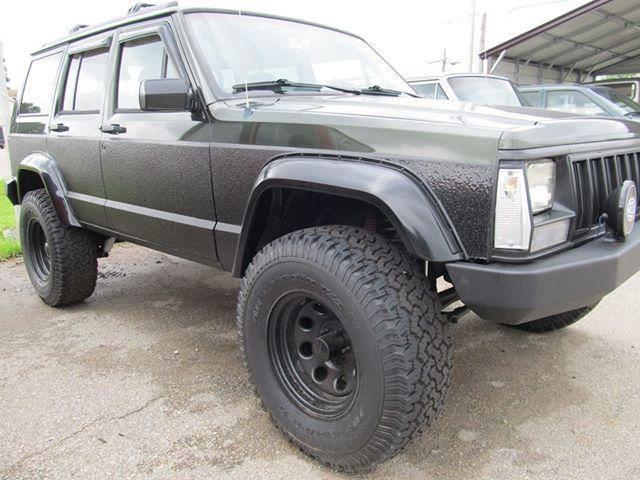 Jeep Xj Get Hardline D Rhino Linings Of York