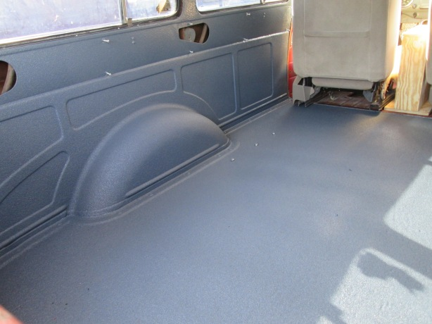 Rhino Lined Truck >> Vintage Suburban… Perfect Surf Rig, Protected with Rhino ...